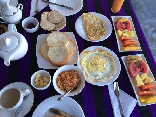 The Chillout Ella: breakfast