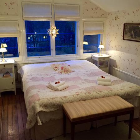 Pensionat Styrso Skaret : Our room - Mormors rum