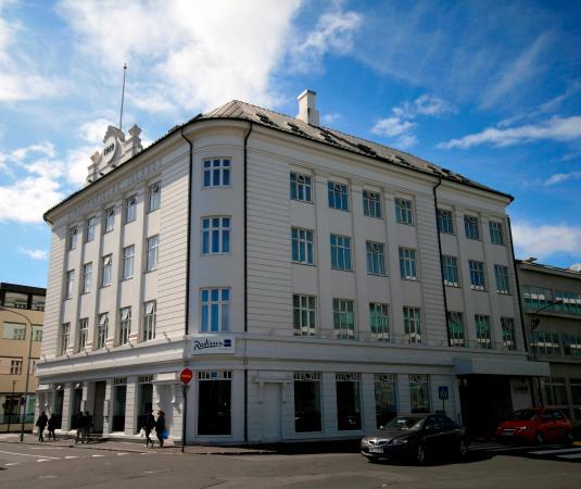Radisson Blu 1919 Hotel, Reykjavik (Iceland)