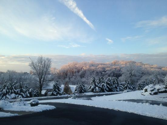 Columbia, PA: Winter Beauty