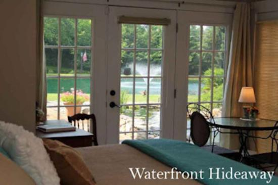 Columbia, PA: Waterfront Hideaway