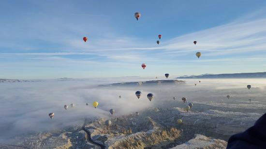 Kapadokya Balloons照片