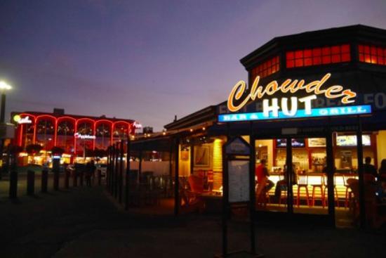 かわいらしい外見 Picture Of Chowder Hut Grill San Francisco