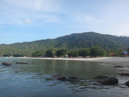 Thong Nai Pan Yai Beach: пляж