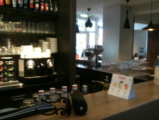Domicil Leidinger Village: leidinger bar