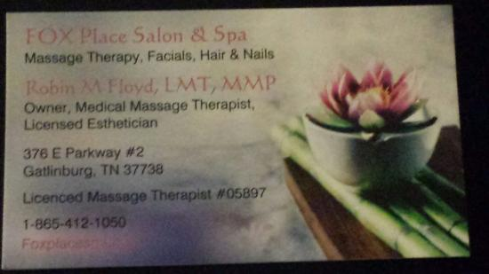 Fox Place Salon and Spa