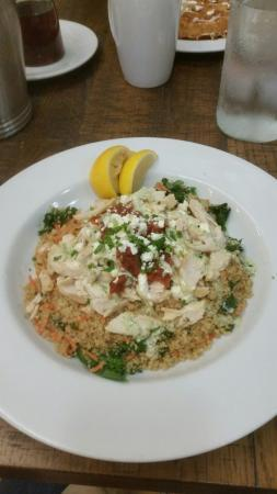 Pesto Chicken Quinoa Bowl Picture Of First Watch Sarasota