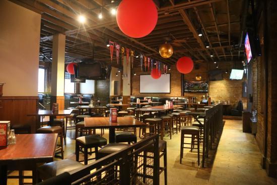 Rock bottom restaurant in chicago