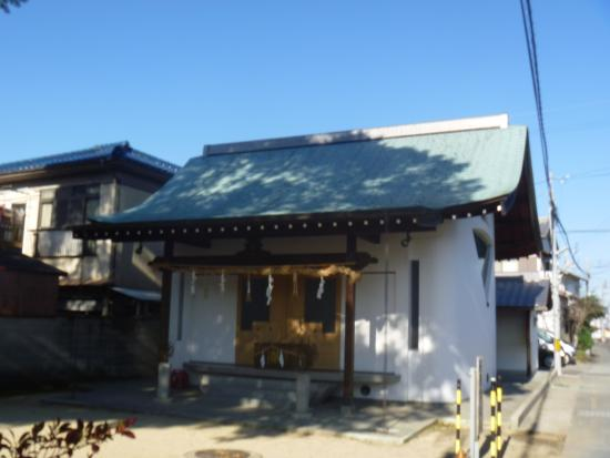 Sako Aratama Shrine
