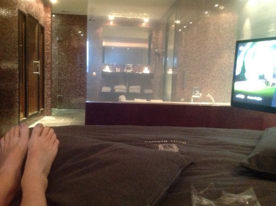 Jacuzzi In Slaapkamer Hotel : Van der Valk Hotel Hengelo: Achter de ...