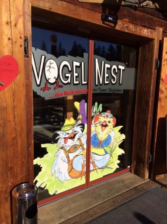 Vogelnest Restaurant