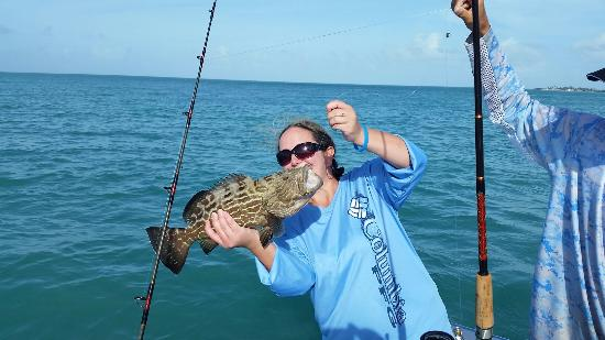 Tarpon Time Fishing Charters: Non stop fishing, or should I say catching!