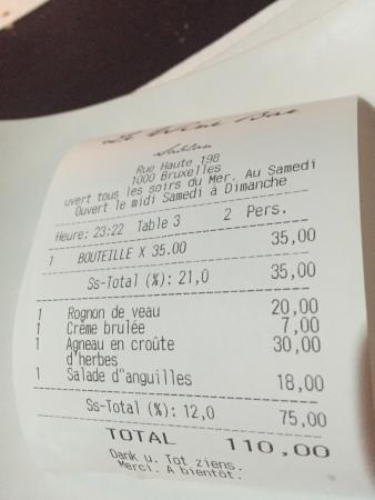 Le Wine Bar des Marolles: photo0.jpg