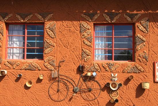 Malealea Lodge: creatief
