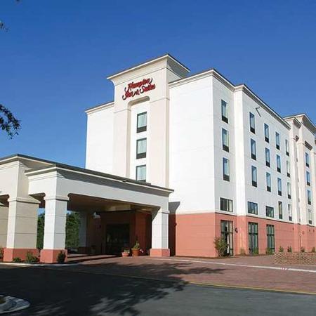 Hampton Inn & Suites Chesapeake-Battlefield Blvd.: Exterior