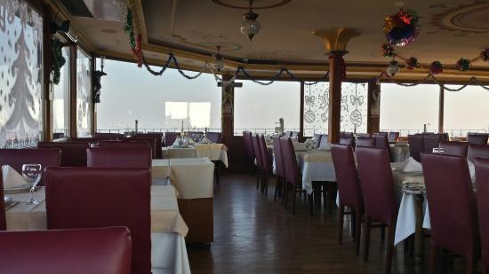 Seven Hills Restaurant: Im Restaurant