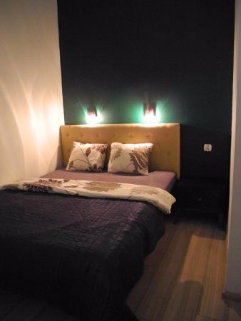 Friends Hostel : спальня