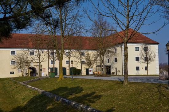 Kremsmünster, ออสเตรีย: Museum Innenhof