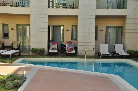 Grand Bay Beach Resort: Pokój :)