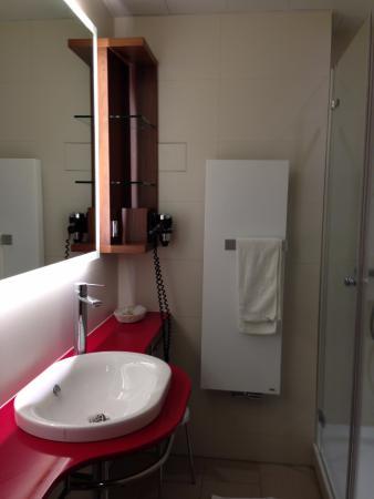 Hotel Europaeischer Hof: bathroom