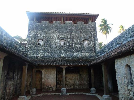 Interior Picture Of Castillo De San Felipe De Lara Rio Dulce