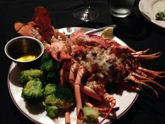 Zuzda: Stuff lobster.