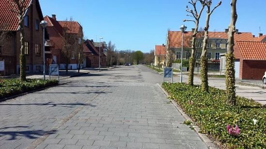 Roedbyhaven..eine Zombifilmkulisse
