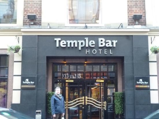 picture of temple bar hotel dublin tripadvisor. Black Bedroom Furniture Sets. Home Design Ideas
