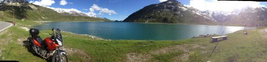 Splugen, İsviçre: Lago di Montespluga