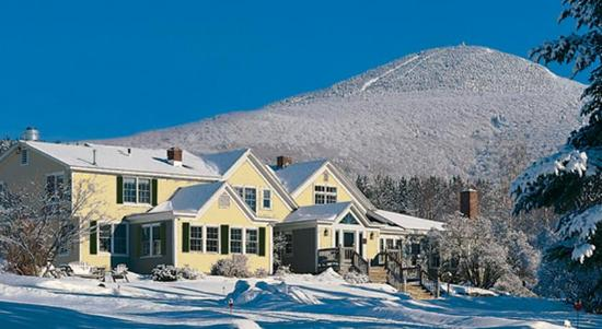 Mendon, VT: The Red Clover Inn