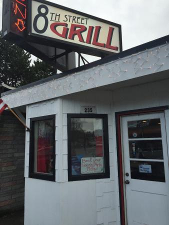Lakeside, OR: Miss Ashley's 8th Street Grill