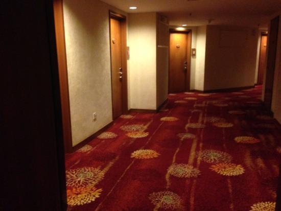 Sabah Hotel: Floors