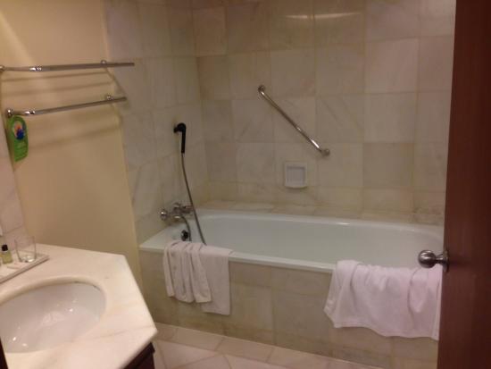 Sabah Hotel: Bathroom