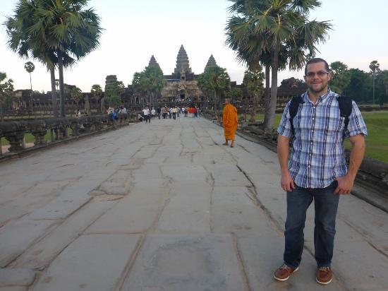 Neth Socheata Hotel: Angkor Wat