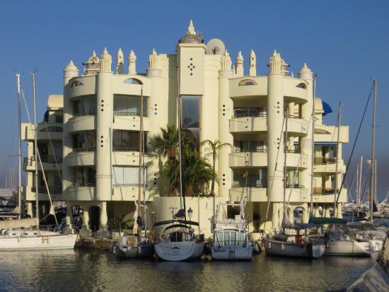 THB Torrequebrada Hotel: Puerto Marina