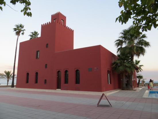 THB Torrequebrada Hotel: Castillo de Bil Bil - Muy Cercano