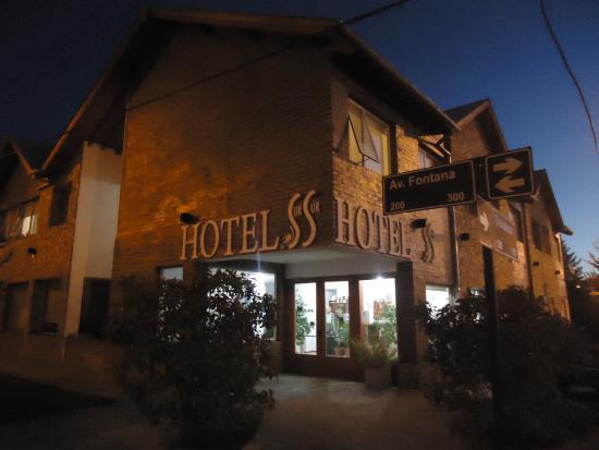 Hotel Sur Sur: BOM E BARATO