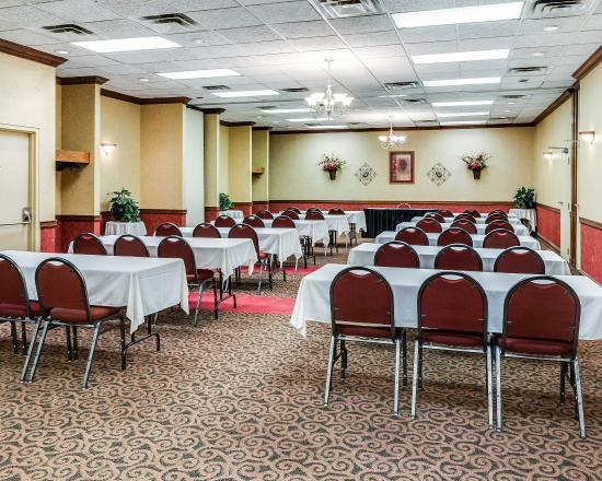 Clarion Inn: WVMeeting Room
