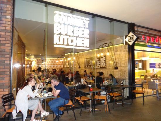 Cafe Park Street Bristol