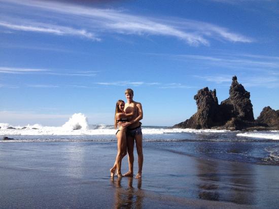 Playa Benijo nel pomeriggio! - Picture of Playa de Benijo, Almaciga - TripAdv...