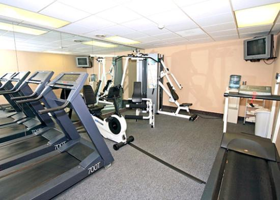 Quality Inn Gallipolis: OHFitness Center