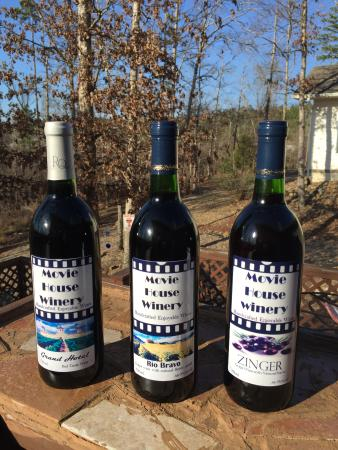Morrilton, AR: Our 3 bottles.