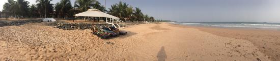 Busua Waves Resort: Busua Beach Resort