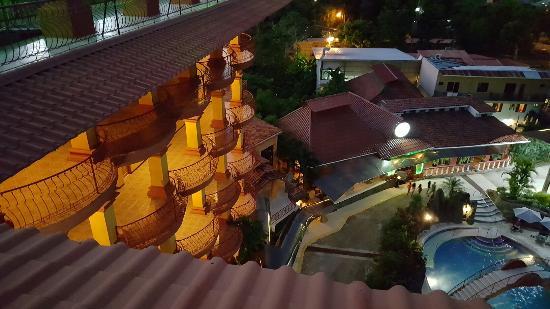 Hotel San Bada: From the sixth floor balcony