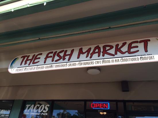 Fish Market Maui - Picture of Fish Market Maui, Lahaina - TripAdvisor