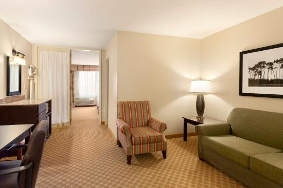 Country Inn & Suites By Carlson, Coon Rapids: Suite