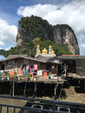 20151210_144034_large.jpg - Picture of Koh Panyi (Floating Muslim Village), K...