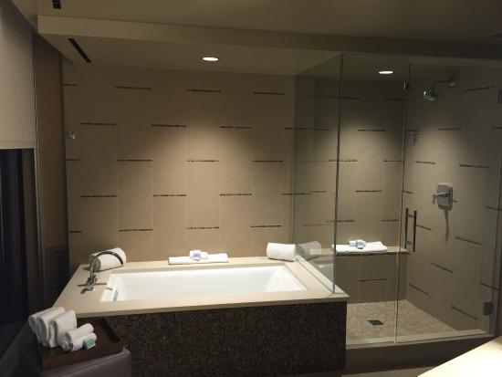 Bathroom Picture Of Omni Dallas Hotel Dallas Tripadvisor