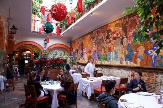 el mural de los poblanos picture of el mural de los