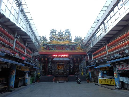 Tianjigong: 奠濟宮